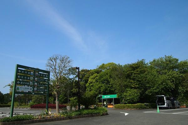 北川村モネ入口