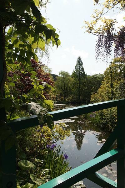 北川村 モネ水の庭2