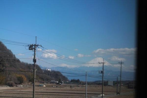白州富士山