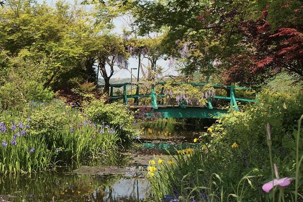 北川村 モネ水の庭15