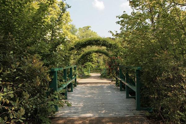 北川村 モネ水の庭9
