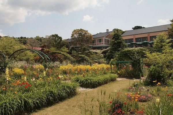 北川村 モネ花の庭7
