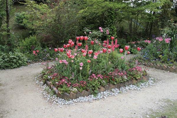 北川村 モネ花の庭4